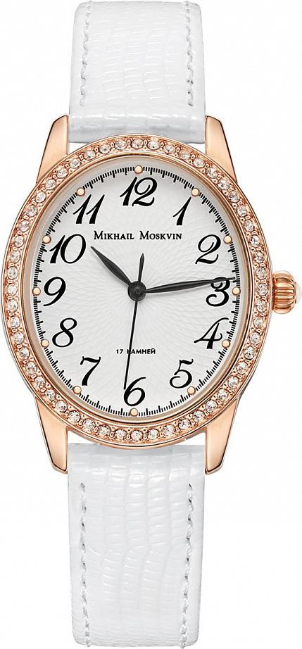 Часы наручные женские Mikhail Moskvin, 569-8-6, золотистый все цены