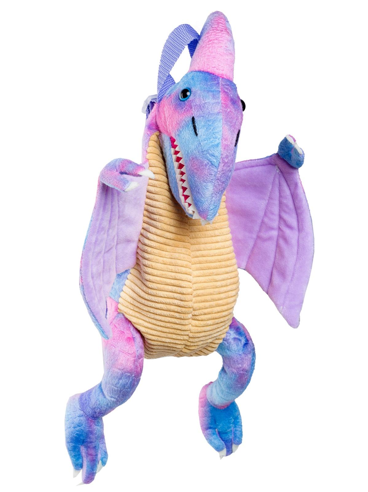 "Рюкзак-игрушка Динозавр (""Птеродактиль"") Плюш Ленд"
