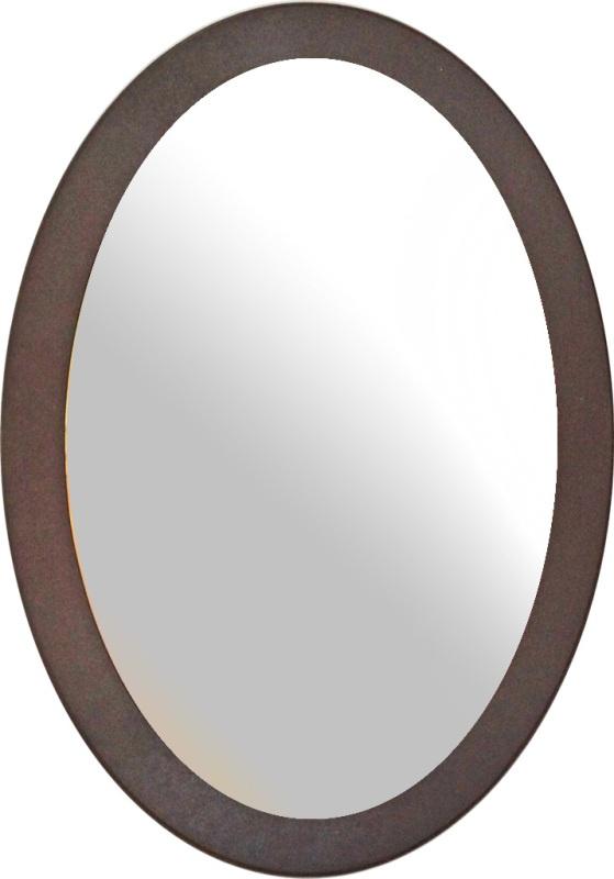 Зеркало интерьерное Мастер Рио Зеркало овальное венге, темно-коричневый