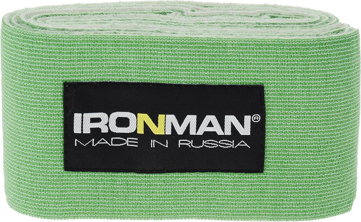 Страховка общего назначения Ironman, 4650069823612, зеленый, 3,5 м цена 2017