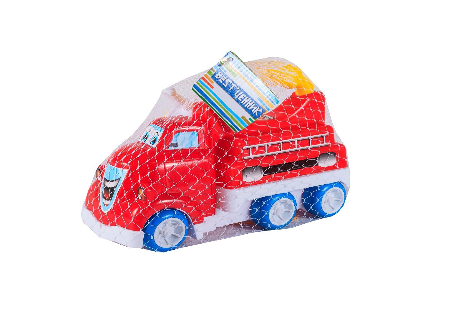 Машинка-игрушка S+S Стройтехника, 200149193, с аксессуарами s s toys 012 03 с фигурками и аксессуарами