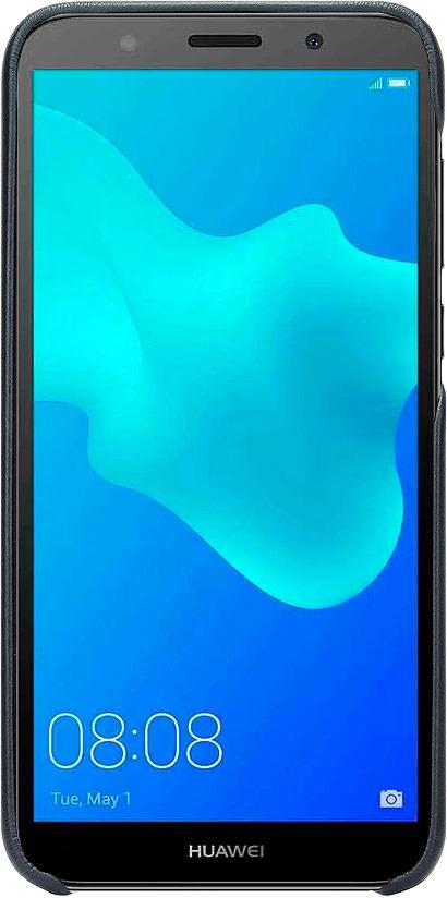 Чехол для сотового телефона G-Case Slim Premium для Huawei Y5 Prime (2018) / Y5 Lite (2018) / Honor 7A, GG-987, черный