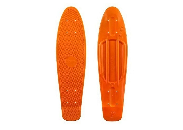 """Лонгборд Penny Original, 1/233122, оранжевый, 22"""""""