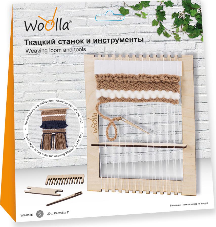 Набор для создания гобелена Woolla
