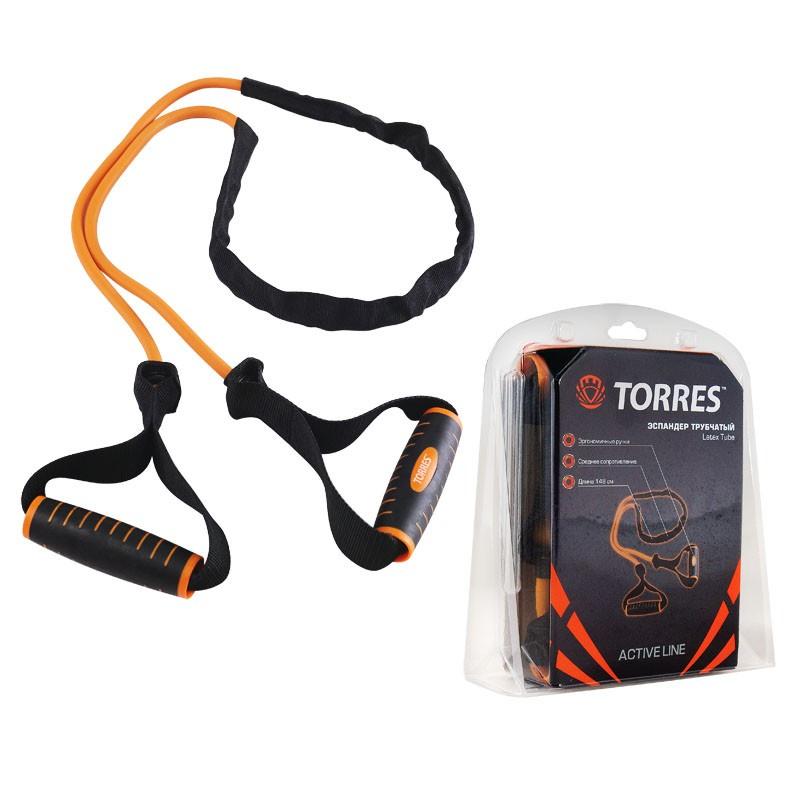 купить Эспандер Torres, AL0024, черный по цене 520 рублей