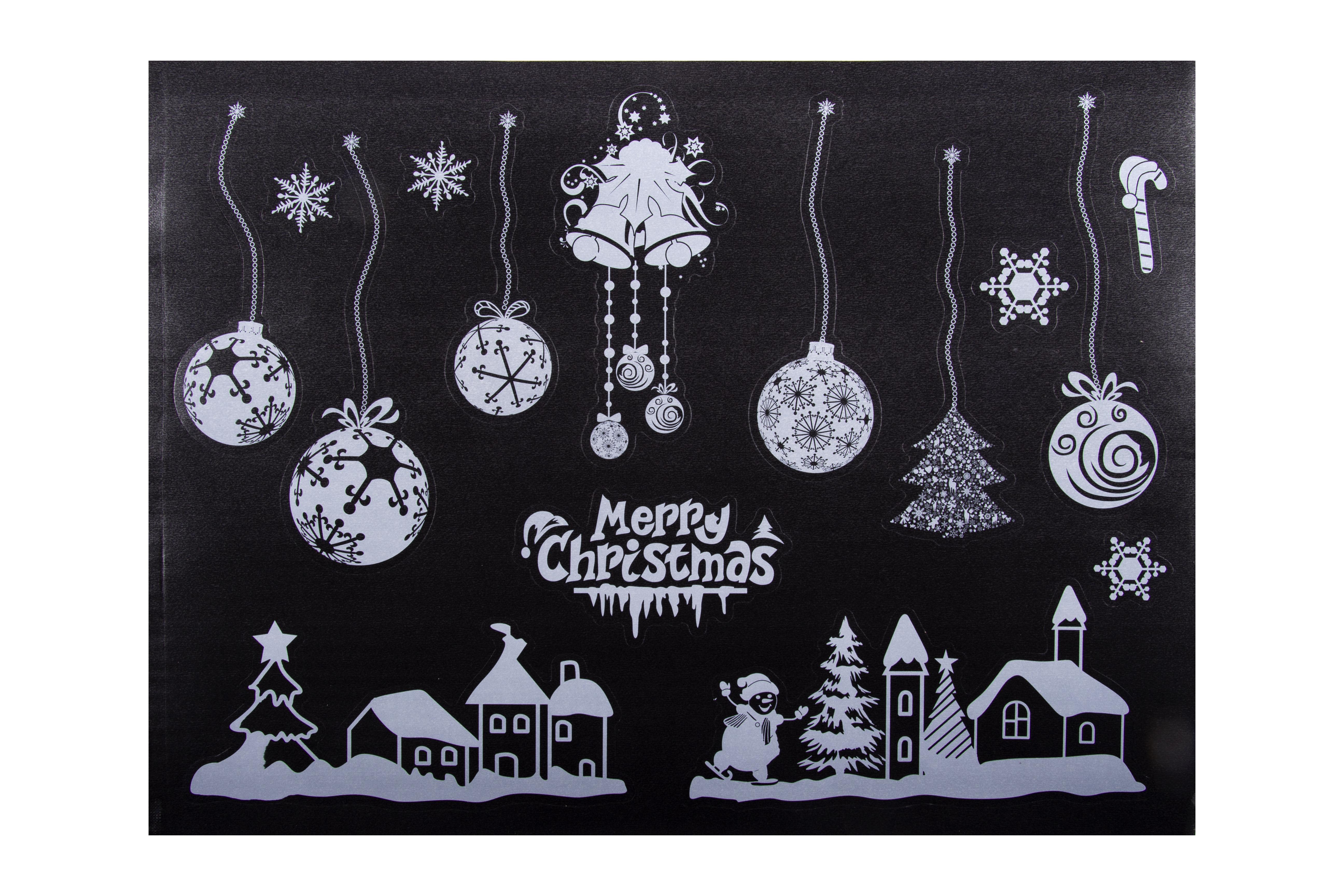 Украшение для интерьера Русские Подарки Веселого рождества, 30 х 40 см фруктовница русские подарки версаль 28 х 36 х 20 см 48923