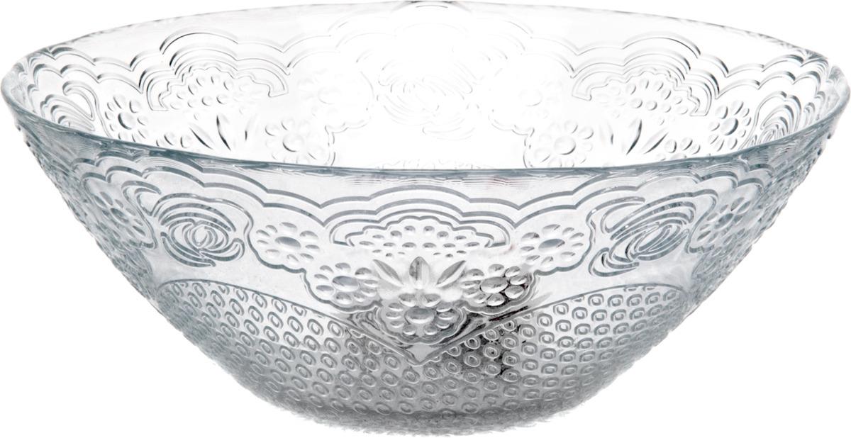 Салатник Pasabahce Лейси, 10592B, диаметр 14 см, 6 шт салатник pasabahce pleasure 14 см