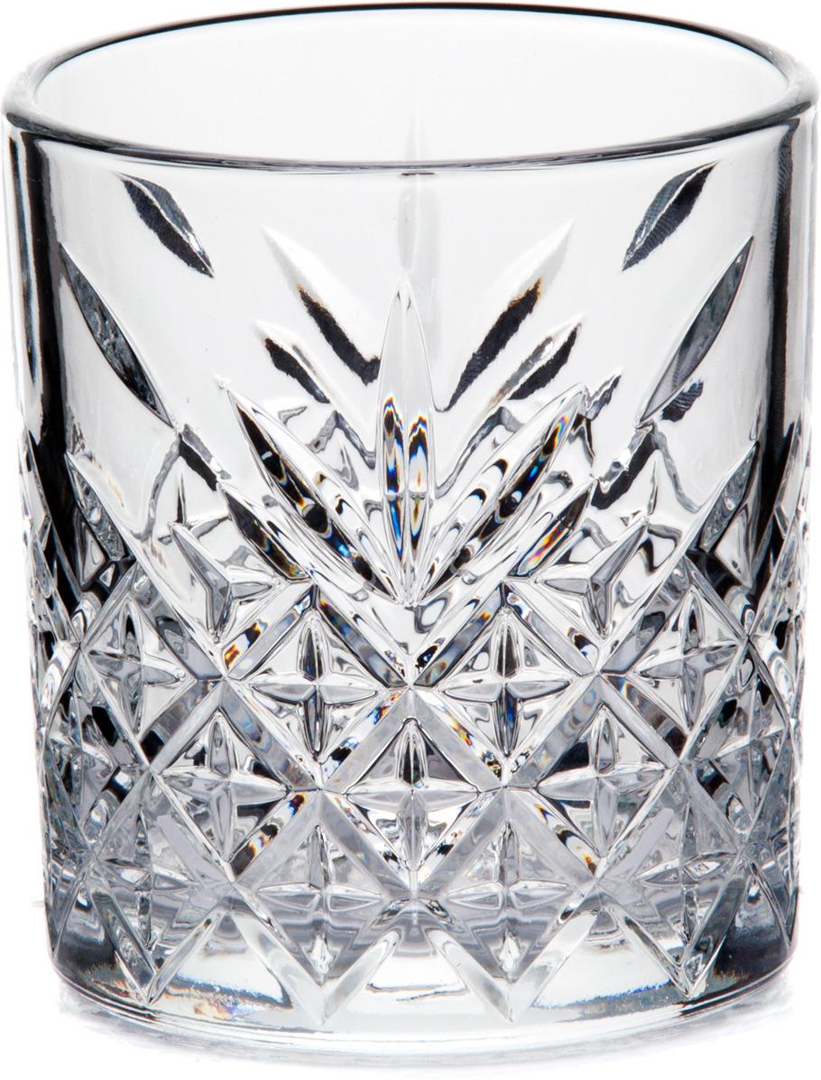 Стакан Pasabahce Timeless, 42082B, 345 мл, 4 шт набор стаканов для виски pasabahce сильвана 305 мл 6 шт