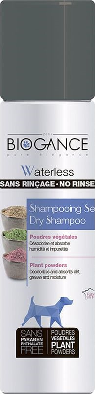Сухой шампунь для собак Biogance Waterless Dog, 300 мл