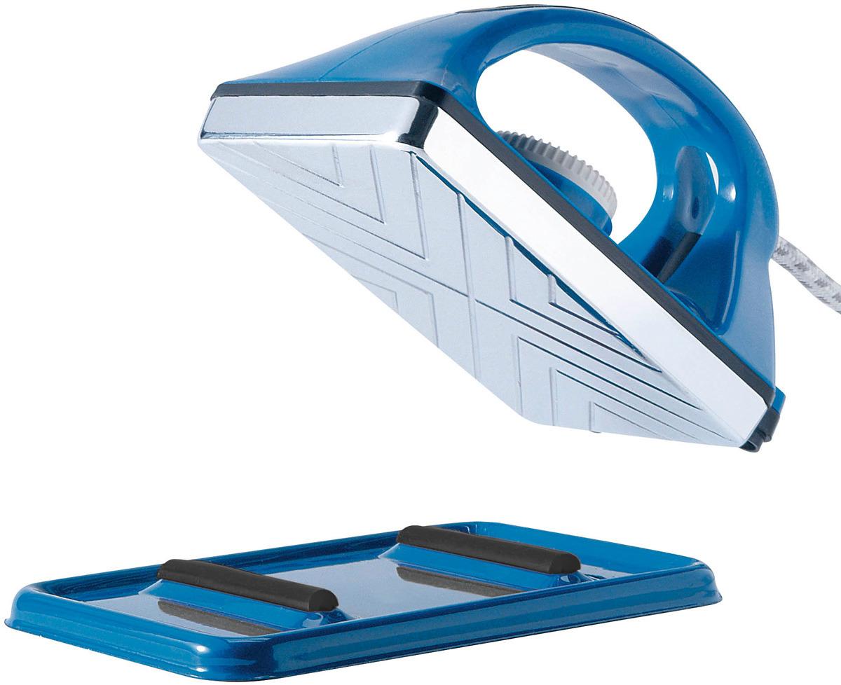 Утюг лыжный для парафина Holmenkol Smartwaxer, 20603, 850 Вт20603Лыжный утюг начального уровня. Подходит для работы с парафинами всех типов и мазями держания. Максимальная температура нагрева 160 градусов.