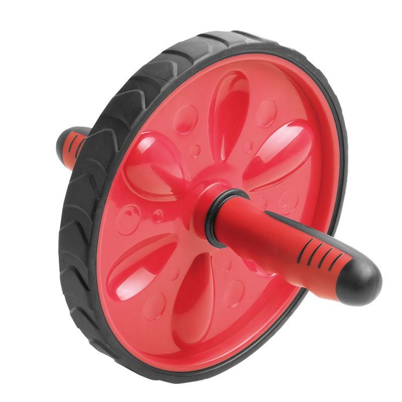 все цены на Ролик гимнастический Torres, PL5012, красный онлайн