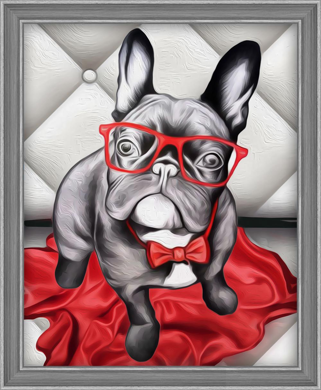 Подруге прикольные, смешные рисунки с собаками