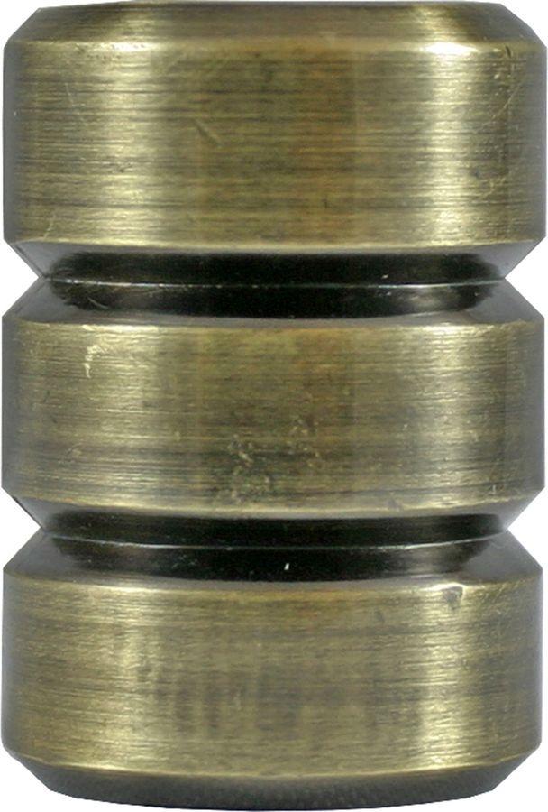 Наконечник для карниза Уют Цилиндр-2 26.21ТО.0270, бронза, диаметр 25 см, 2 шт наконечник для карниза уют цилиндр 2 26 21то 0221 шампань диаметр 25 см 2 шт