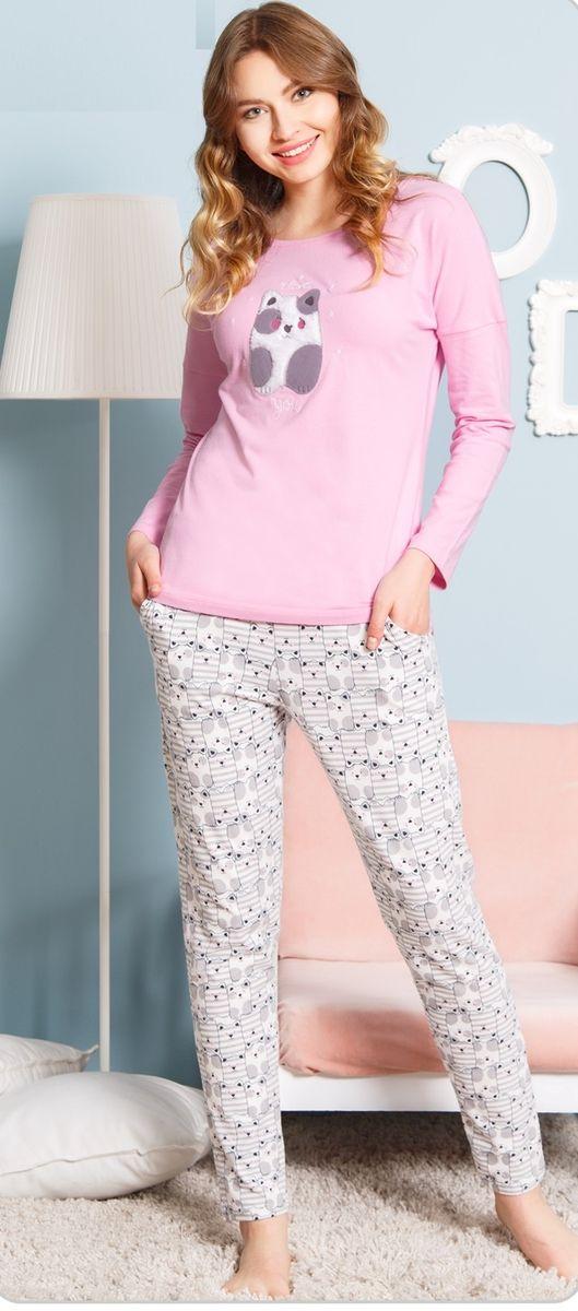 Домашний комплект Vienetta Pink yookie yk760 pink