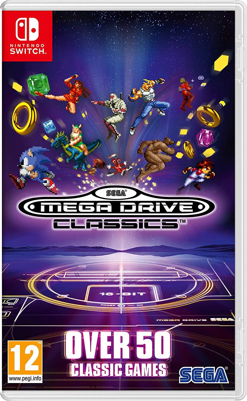 SEGA Mega Drive Classics (Nintendo Switch) sega