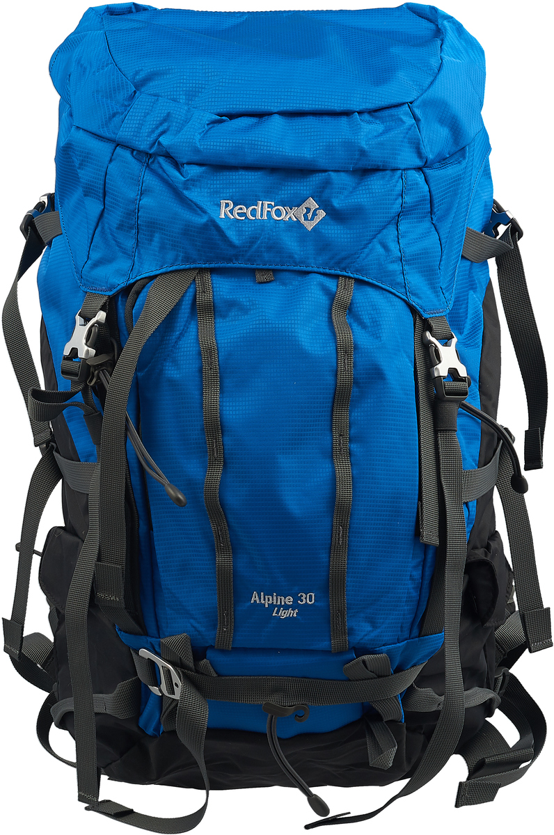 Рюкзак туристический Red Fox Alpine 30 Light, цвет: синий, 30 л