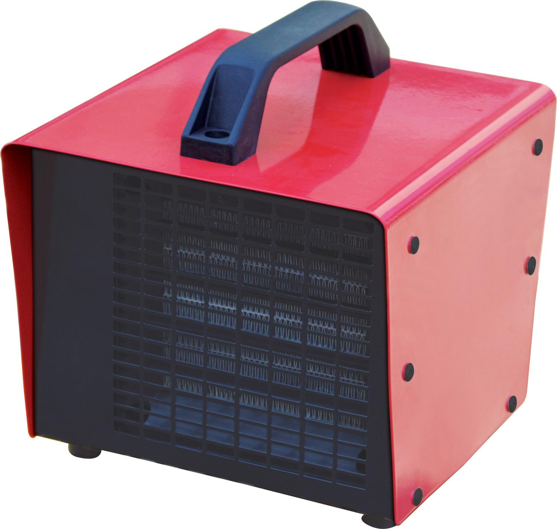 Тепловентилятор WWQ TB-2K1, красный WWQ