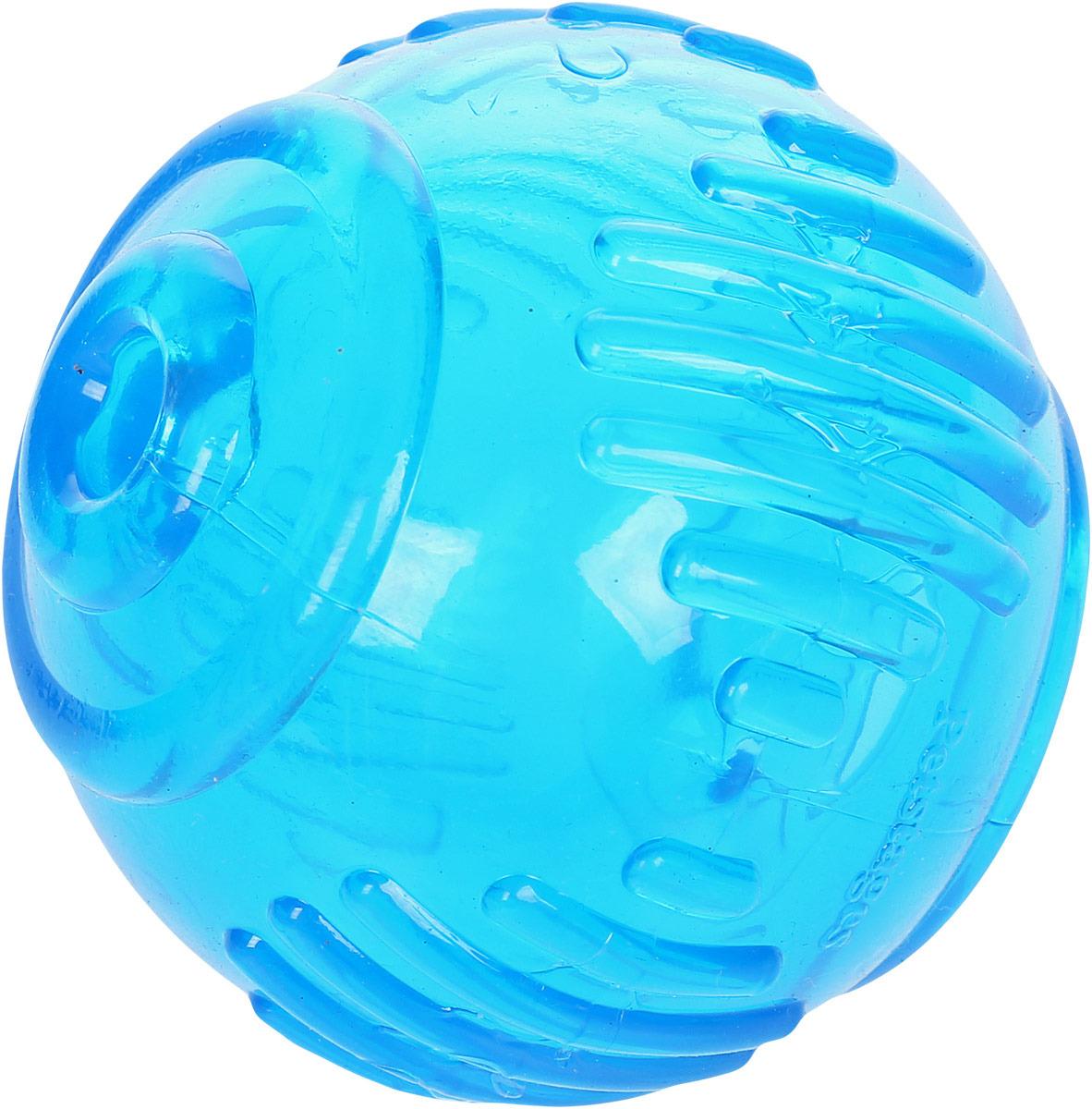 Игрушка для собак Petstages Orka. Теннисный мяч фишер fisher price игрушки животных познание детские игрушки мяч мяч мяч детские погремушки f0807