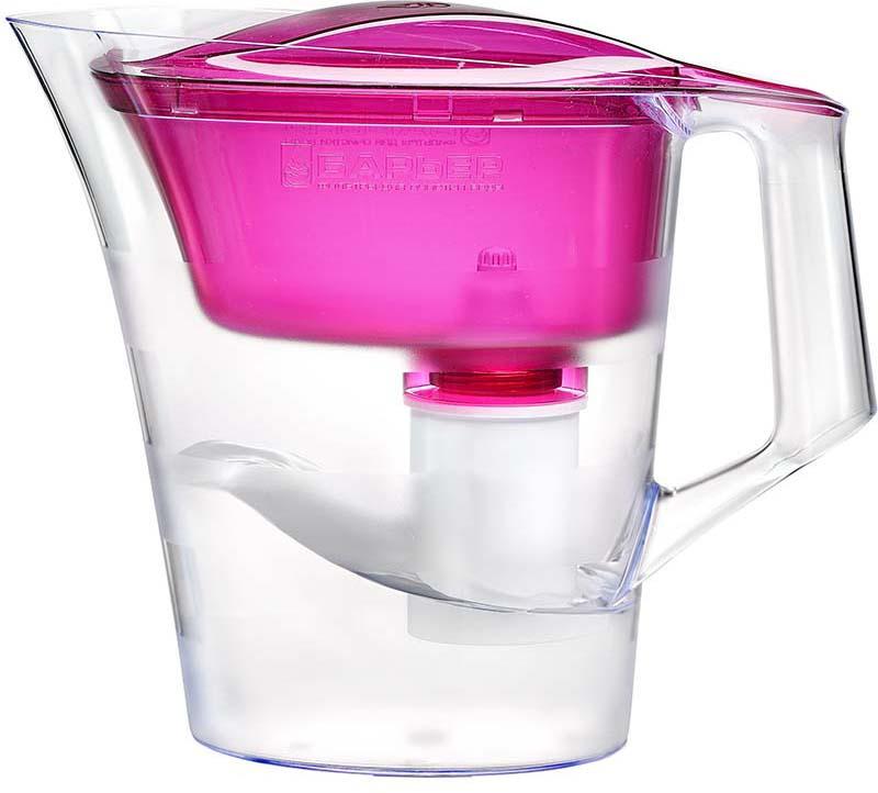 Фильтр-кувшин Барьер Твист, В178Р00, пурпурный фильтр кувшин для воды барьер твист для детей 4