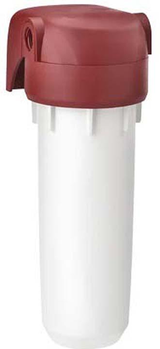 Предфильтр для очистки воды Барьер Профи Ин-Лайн, для горячей воды, Н104Р00 предфильтр eco filter ecofilter для хол воды 3 4 прозрачный 0686