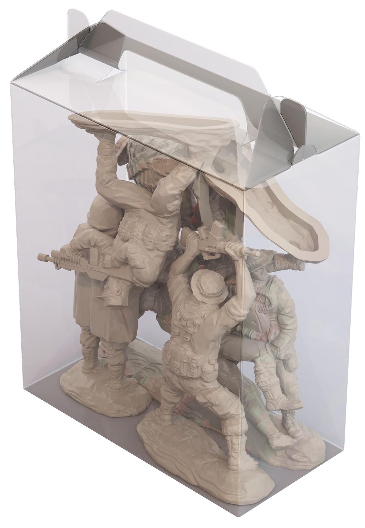 Солдаты Нордпласт Морские котики США, 324, 8 шт игровые фигурки нордпласт солдаты вдв россии десантник с лопаткой