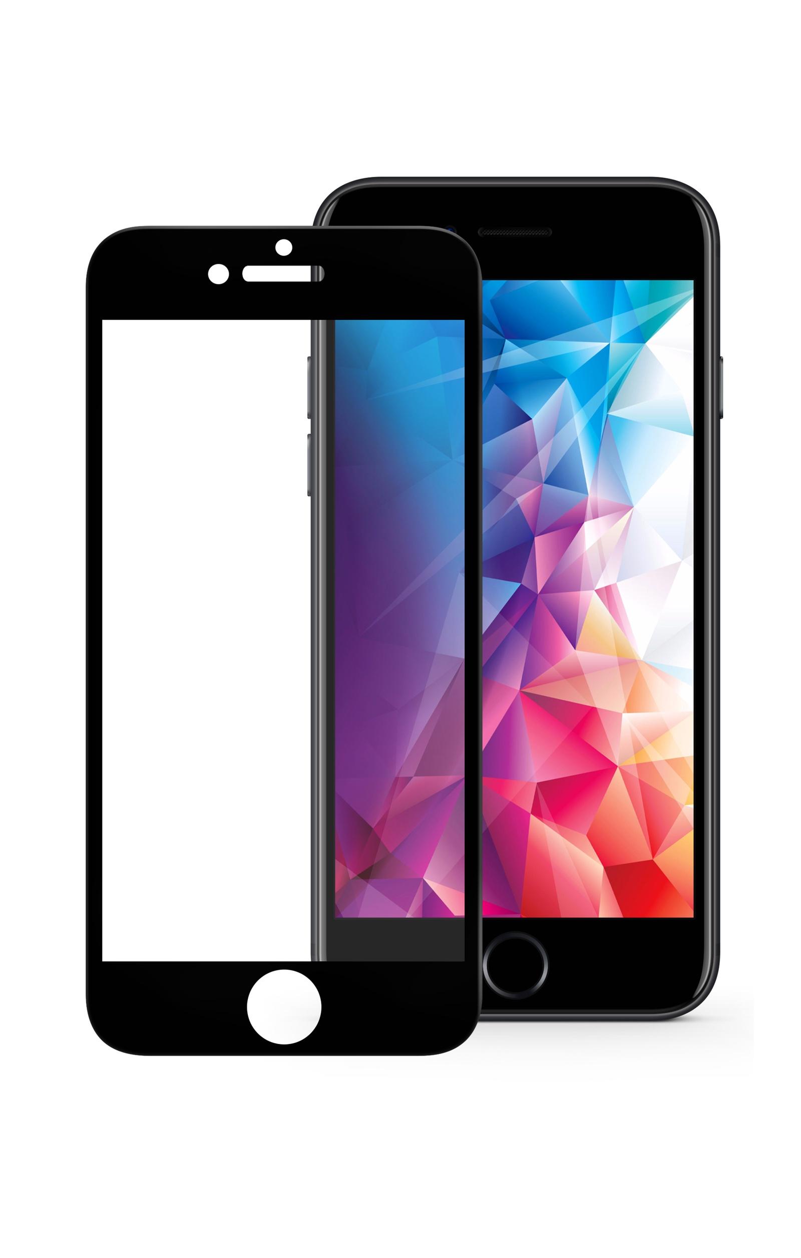 Защитное стекло Mobius Apple iPhone 6 Plus/6S Plus, черный