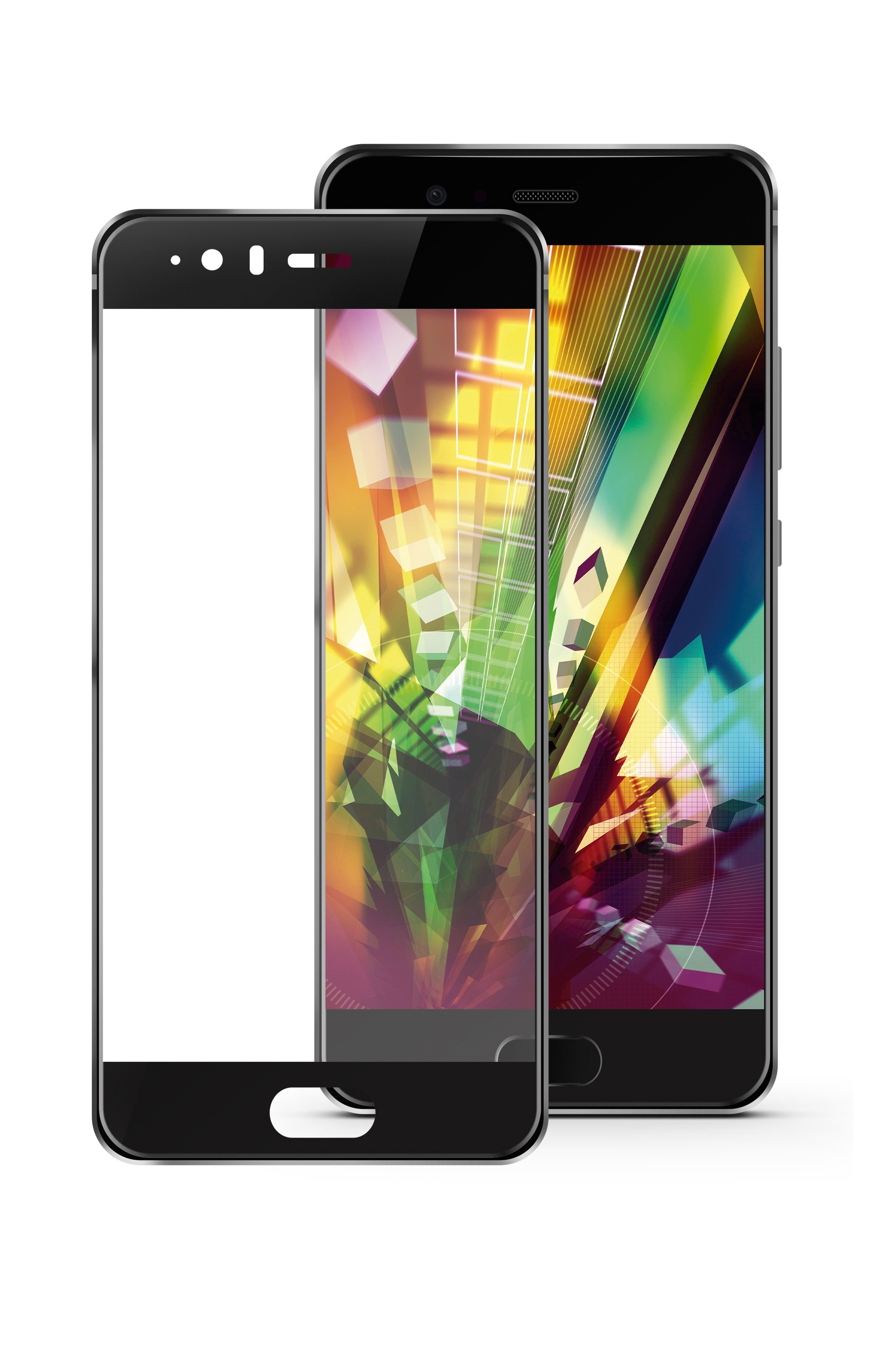 Защитное стекло Mobius Huawei Honor P10 Plus, черный защитное стекло mobius huawei honor 8x max черный