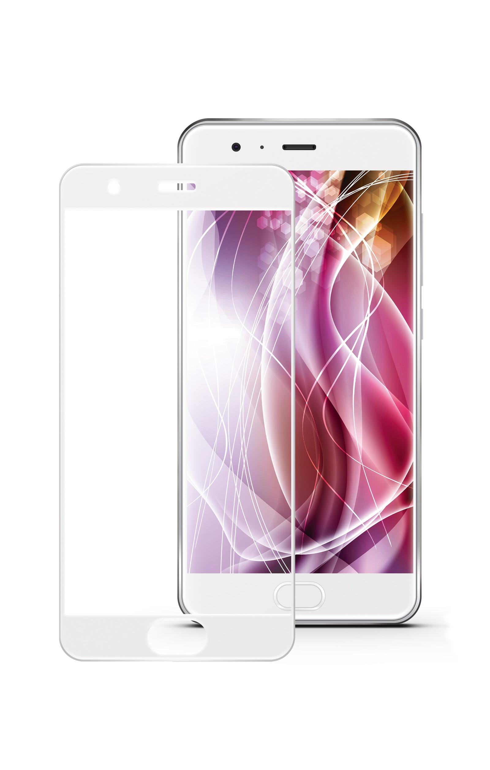 Защитное стекло Mobius для Xiaomi Mi 6 3D Full Cover (White) защитное стекло mobius для xiaomi mi note 3 3d full cover black