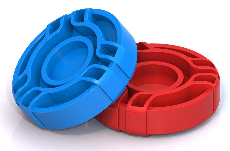 Игровой набор Нордпласт 269/, 269/ синий, красный269/Шайба не травмоопасна, так как сделана из пластика. Веселый досуг и заряд положительных эмоций гарантированы! *прочный безопасный пластик, легкая конструкция, размер шайбы 3*3*2 см. Комплектация: 2 шайбы