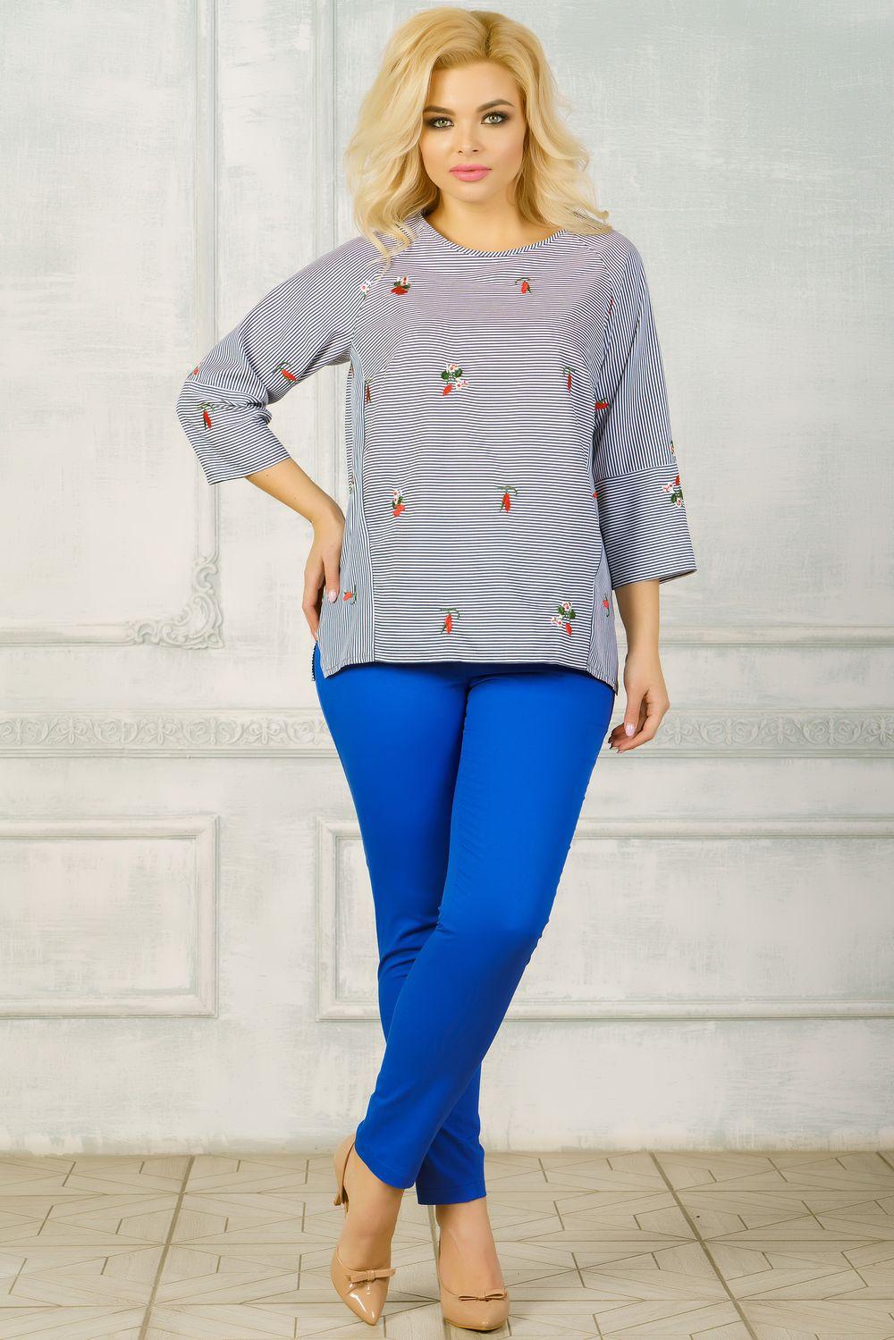 <b>Блузка VERA NOVA</b> — купить в интернет-магазине OZON с ...