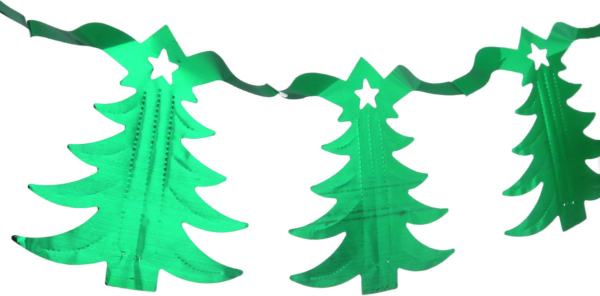 Гирлянда новогодняя Феникс-презент Magic Time, цвет: зеленый, длина 2,5 м гирлянда новогодняя феникс презент magic time цвет красный длина 2 7 м 38690