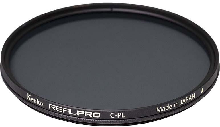 Светофильтр Kenko 46S Realpro CPL, 224679, 46 мм, поляризационный цена и фото