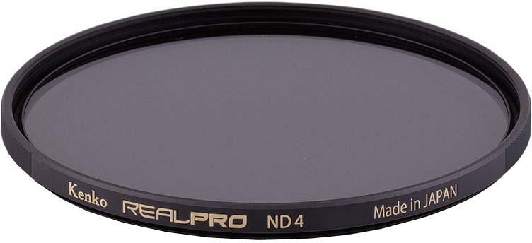 Светофильтр Kenko 72S Realpro ND4, 227276, 72 мм, нейтрально-серый