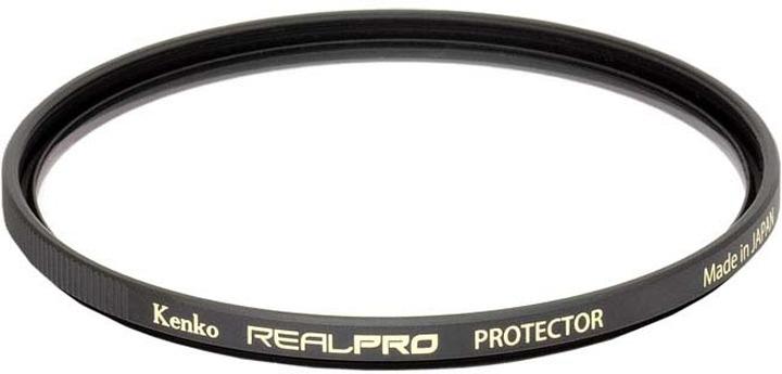 Светофильтр Kenko 77S Realpro Protector, 227777, 77 мм, защитный светофильтр kenko 55s realpro nd4 225576 55 мм нейтрально серый
