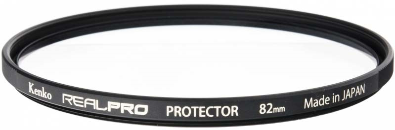 Светофильтр Kenko 82S Realpro Protector, 228277, 82 мм, защитный светофильтр kenko 62s realpro cpl 226279 62 мм поляризационный