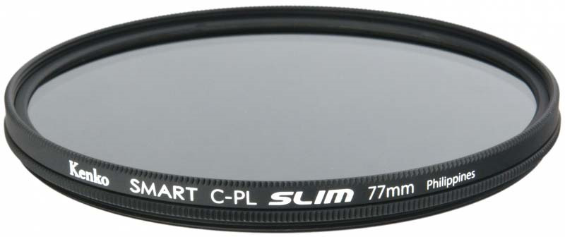 Светофильтр Kenko 77S C-PL Slim, 237795, 77 мм, поляризационный kenko 46s c pl slim