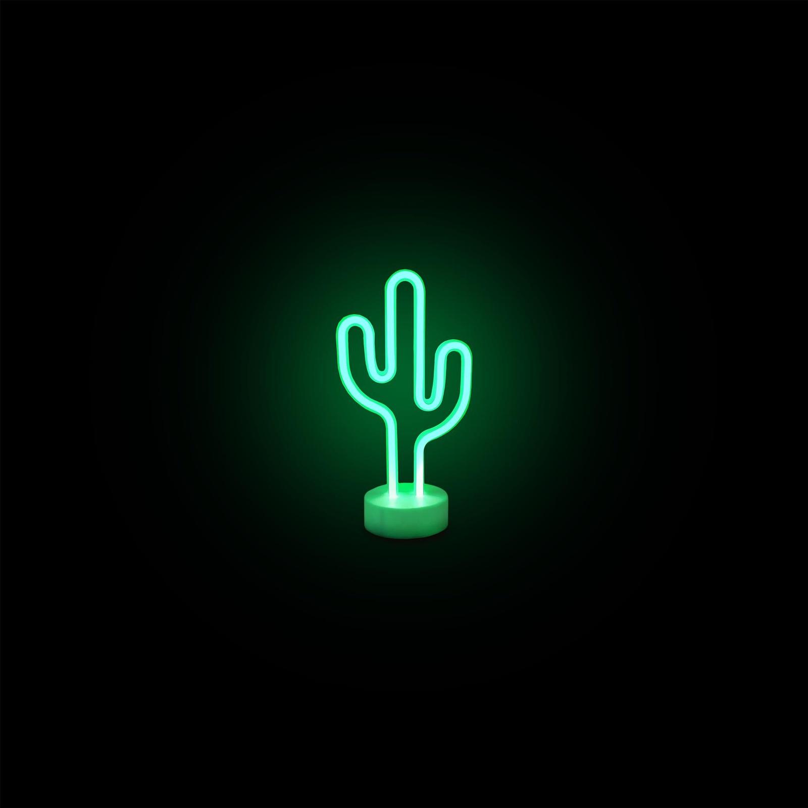 Декоративный светильник APEYRON electrics Кактус светодиодный неоновый светильник apeyron electrics фламинго