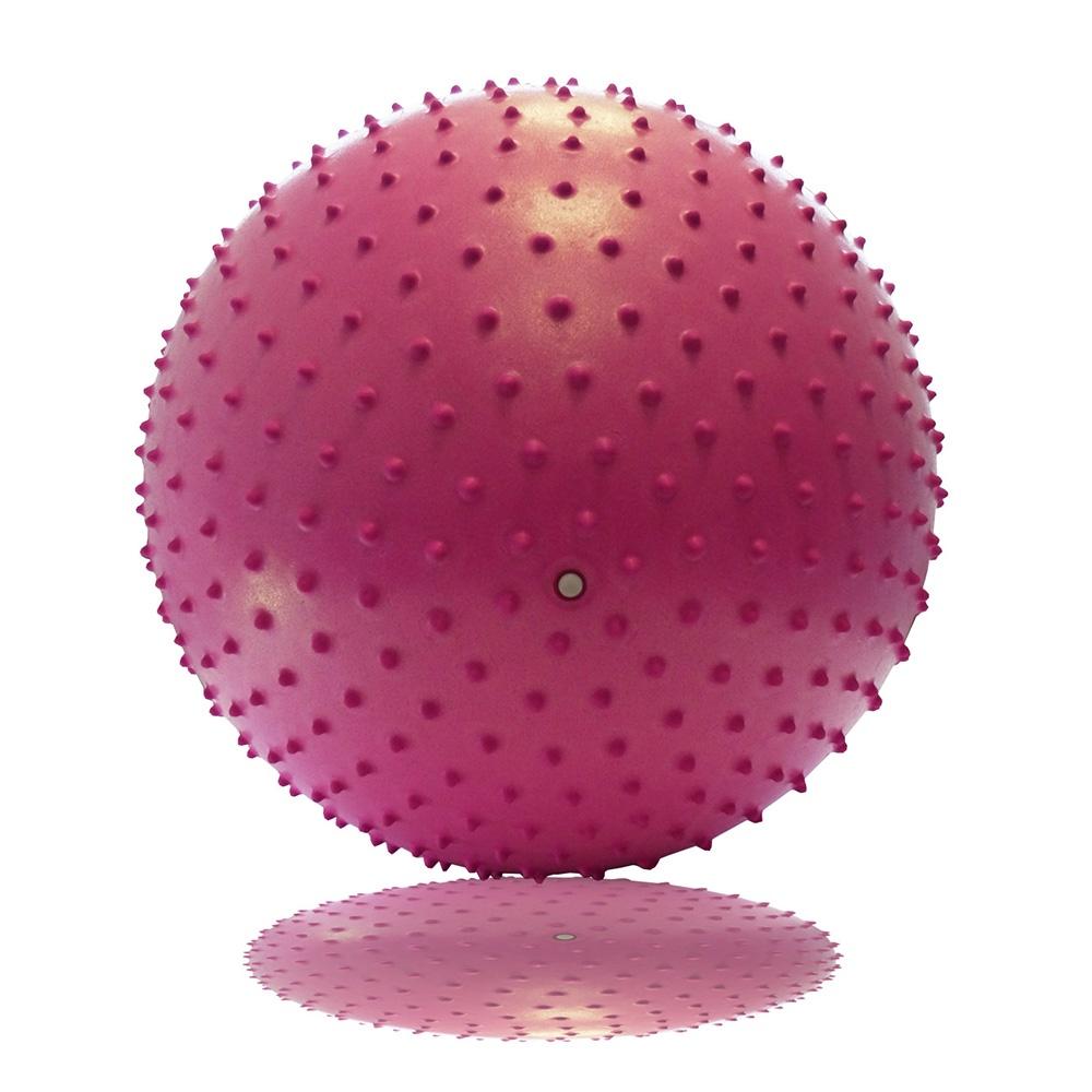 Гимнастический мяч с массажным эффектом 55 см мяч гимнастический togu myball soft 65 cм красный мяч гимнастический togu myball soft 65 cм
