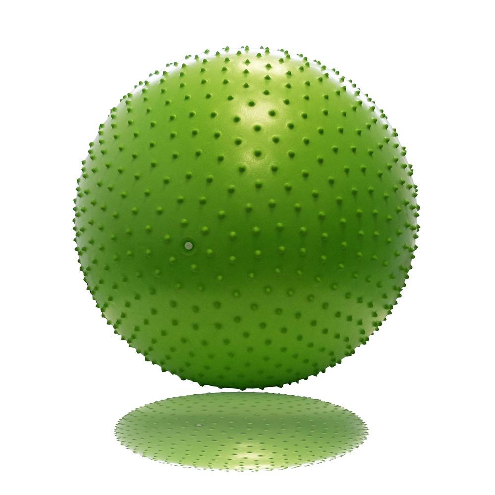 Гимнастический мяч с массажным эффектом 65 см мяч гимнастический togu myball soft 65 cм красный мяч гимнастический togu myball soft 65 cм