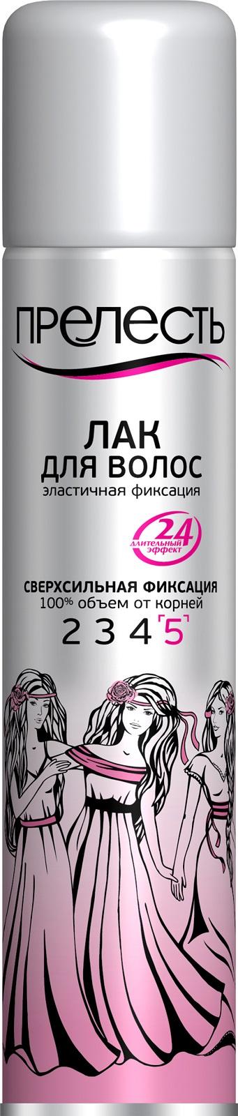 Лак для волос Прелесть Сверхсильная фиксация, 200 мл для волос фаберлик отзывы