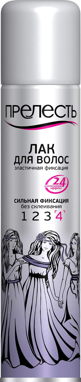 Лак для волос Прелесть сильной фиксации, 200 мл косметика для волос макадамия отзывы