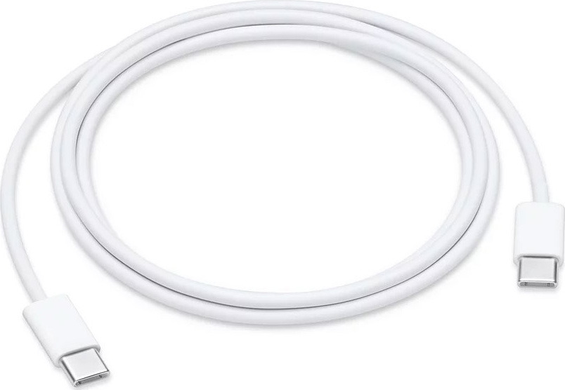 Кабель Apple MUF72ZM/A, USB Type-C, 1 м, белый snowkids apple кабель для передачи данных 1 5 м iphone4 телефон кабель для передачи данных зарядный кабель белый для apple iphone4s 4