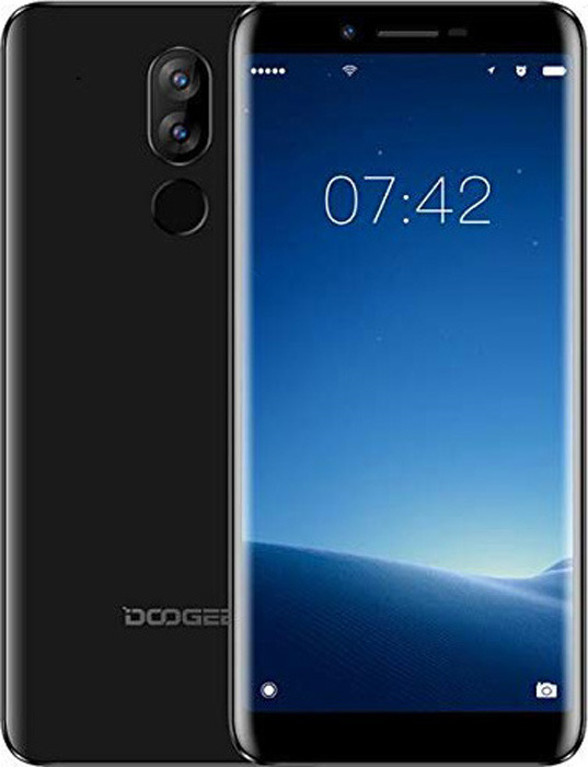 Смартфон Doogee X60 1/8GB, черный