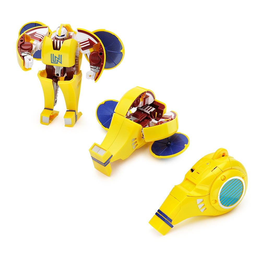 "<b>Робот</b>-<b>трансформер FindusToys</b> ""Свисток"", <b>FD</b>-33-002, желтый ..."