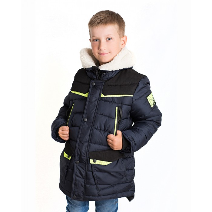 Куртка WOOLF