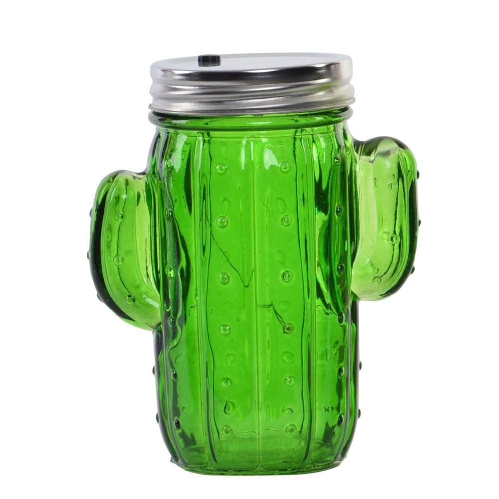 "Ночник на батарейках RICH LINE Home Decor ""Зеленая мята"" LA-145721-зеленый, зеленый, Размер 11,5X7X14,5 см"