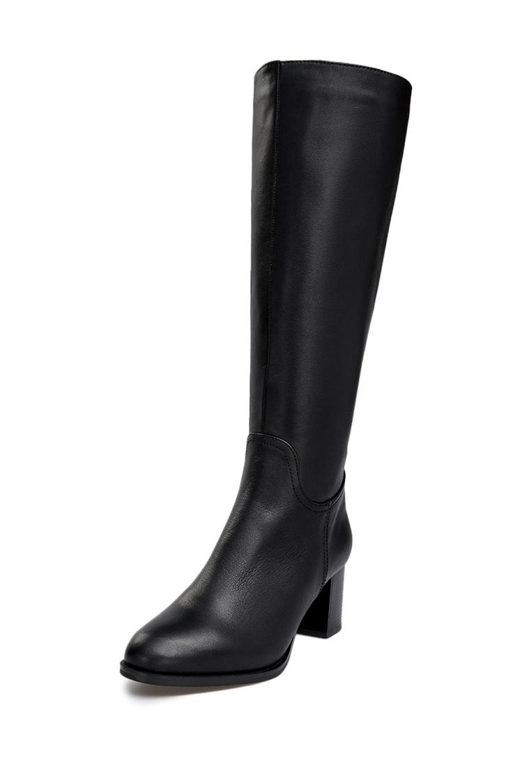 Сапоги сапоги женские демисезонные h80 16 a333 черный размер 40