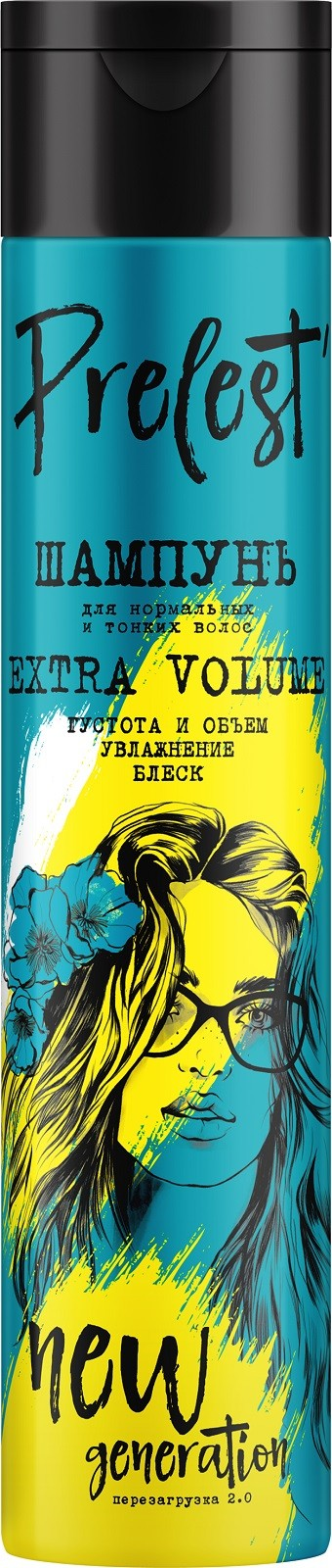 Шампунь для волос Прелесть New Generation EXTRA VOLUME