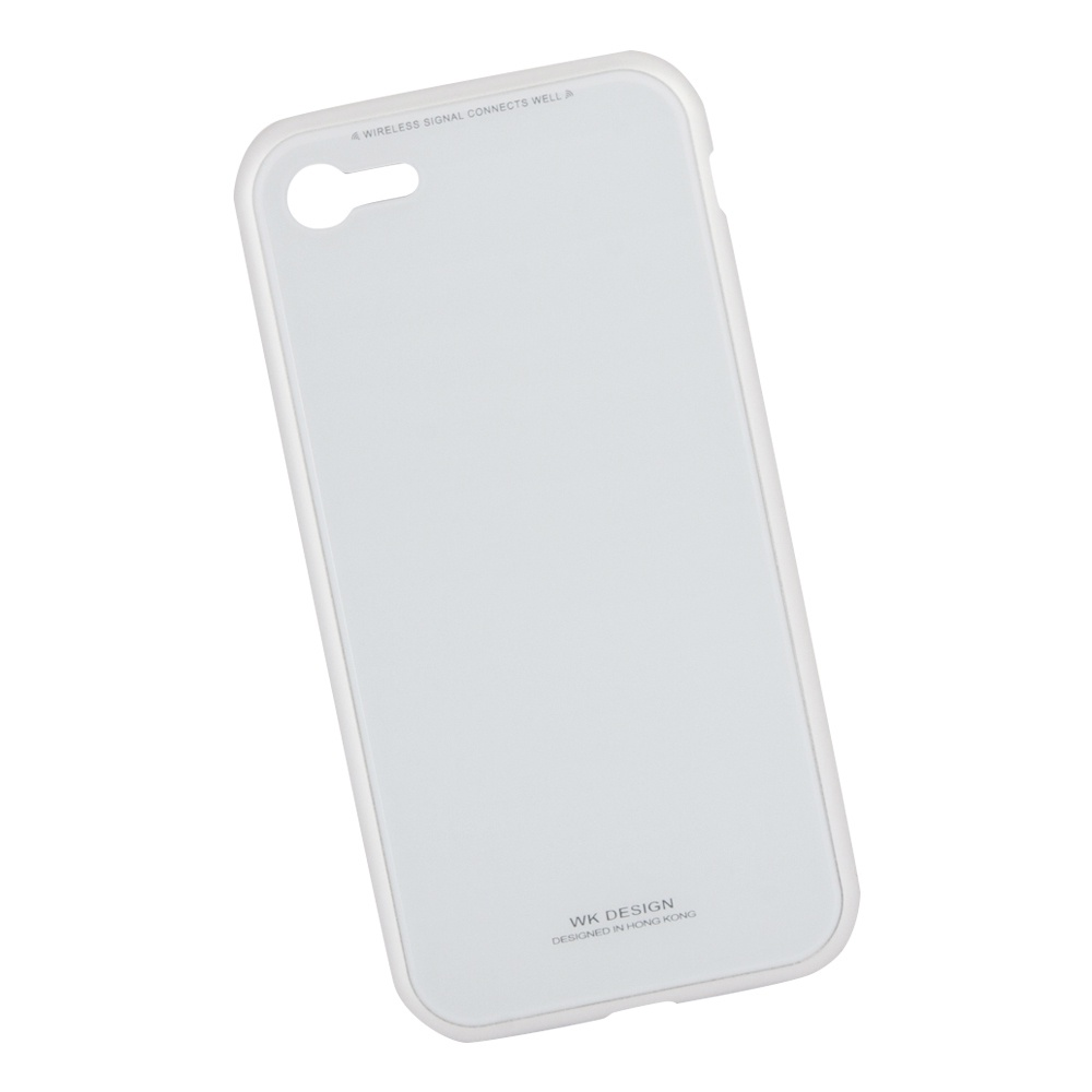 Чехол WK Magneto для iPhone 7/8, 0L-00039505, белый все цены