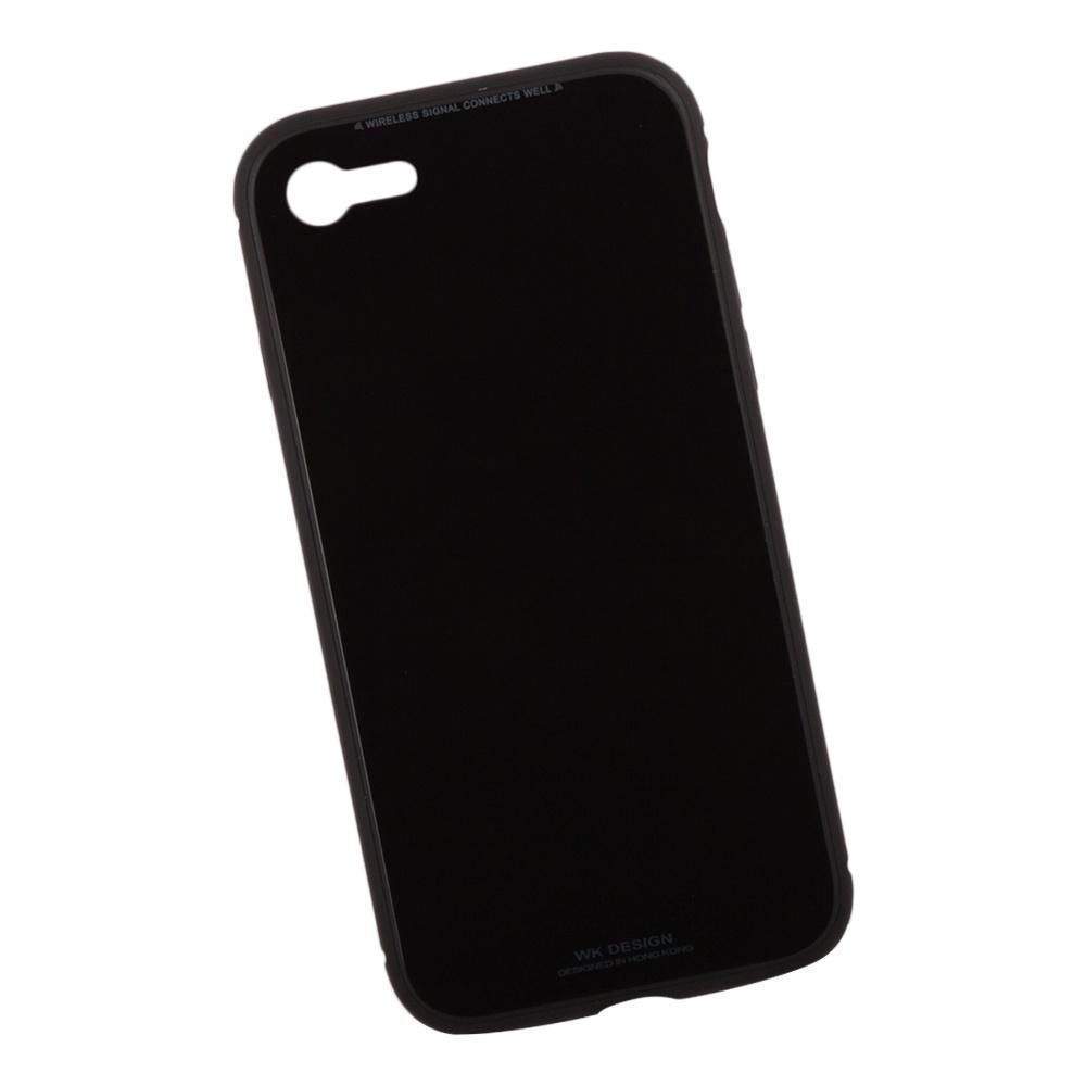 Чехол WK Magneto для iPhone 7/8, 0L-00039504, черный все цены